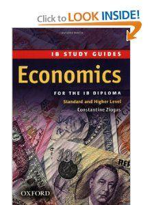 Economics for the IB Diploma Study Guide (IB Study Guides