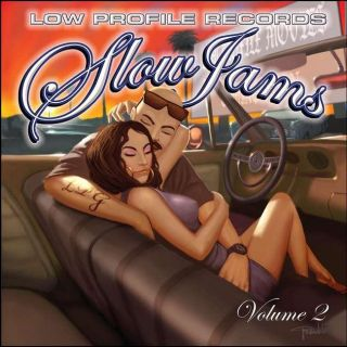 Various Artists   Slow Jams Vol. 2