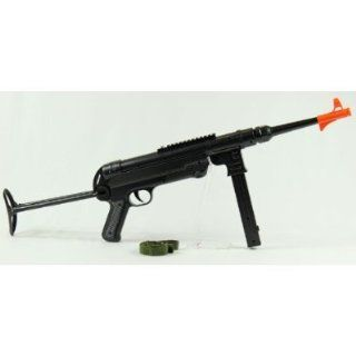 Double Eagle MP40 WITH LASER WWII Spring Airsoft Machine