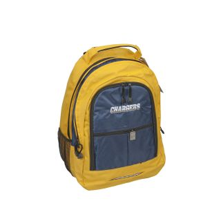 San Diego Chargers 18 inch Deluxe Backpack