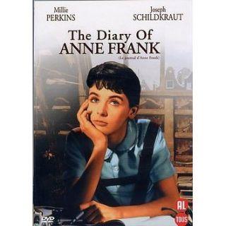 LE JOURNAL D ANNE FRANK en DVD FILM pas cher