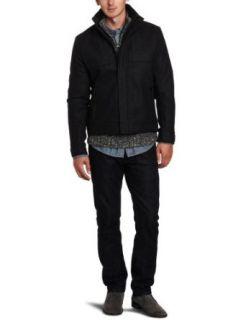 Calvin Klein Sportswear Mens Patterned Bomber Jacket