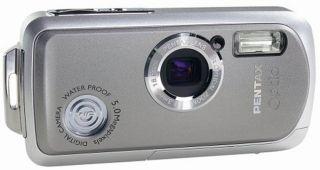 Pentax Optio WP 5.0MP Waterproof Digital Camera