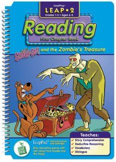 Leap 2 Reading Scooby Doo and the Zombies Treasure