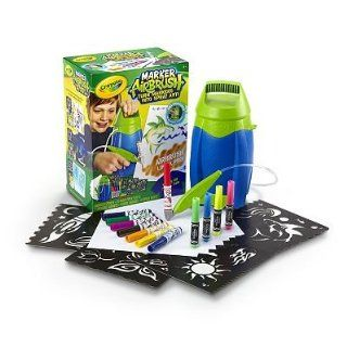 Crayola Marker Airbrush Set toy gift idea birthday: Toys