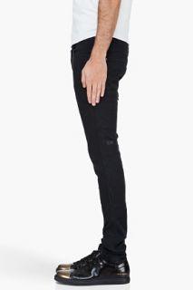 Ksubi Skinny Black Van Winkle Jeans for men