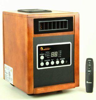 Dr. Infrared Heater DR 998 1500 Watt Infrared Heater