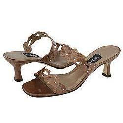 Vaneli Merian Almond Diadema Patent Sandals