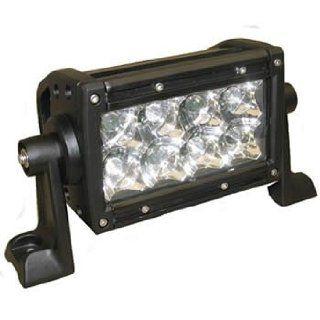 Rigid Industries RGDL04AMBE LED Lightbar 4 Inch Amber Series Flood