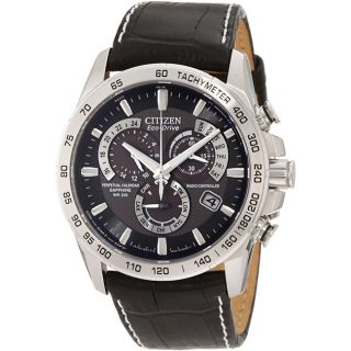 Citizen Eco Drive Mens Atomic Timekeeping Watch