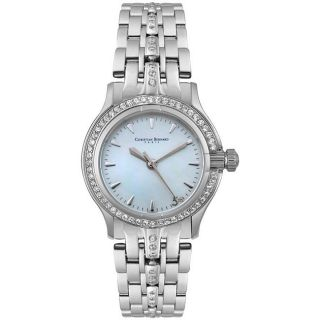 Christian Bernard Womens Stainless Steel Watch