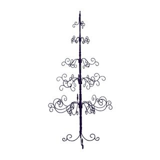 Patch Magic Black 7 foot Christmas Tree