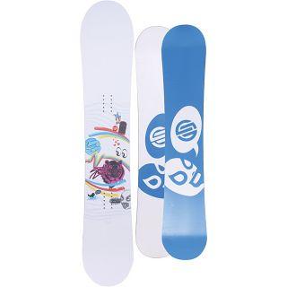 Santa Cruz Womens Suave Eyes 143cm Snowboard