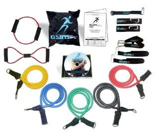 226lbs Extreme Resistance Band Set for Men and Women