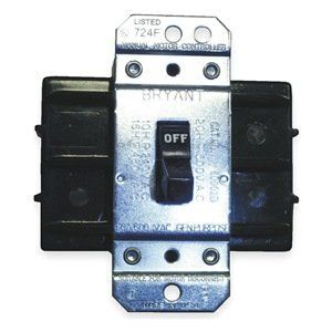 Manual Motor Switch, 60A, 600V, 3 Pole