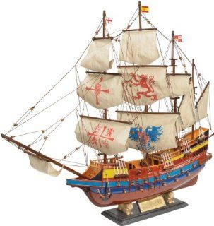 33w large Spanish Galleon Collectible Museum Replica Ship