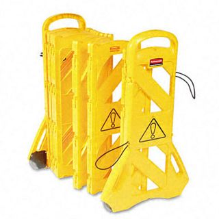 Portable Indoor Safety Barrier