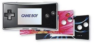 Game Boy Advance Micro Silver Video Games