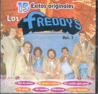 LOS FREDDYS 60 EXITOS ORIGINALES LOS FREDDYS Music