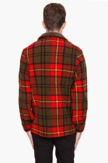 Junya Watanabe Plaid Jacket for men