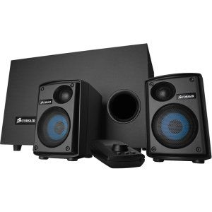Sp2500 2.1 Speaker Sysem   232 W Rms (ca sp211na)   Office Producs