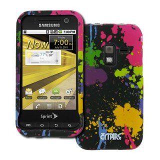 EMPIRE Paint Splatter Design Hard Case Cover for Sprint