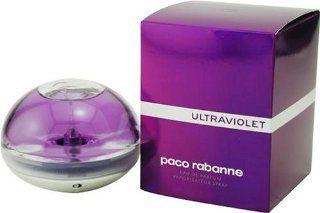 Ultraviolet By Paco Rabanne For Women. Eau De Parfum Spray