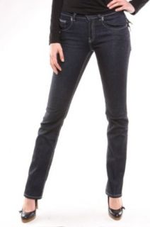Diesel Straight Leg Jeans BRUCKE Wash 008AA Clothing