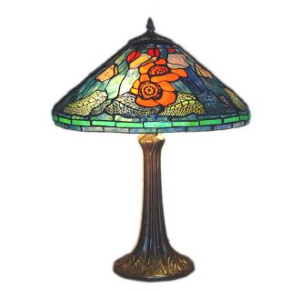 Tiffany style Water Lily Table Lamp Today $92.99 4.3 (14 reviews)