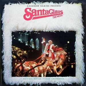 Santa Claus, The Movie [Vinyl] Various Artists Music