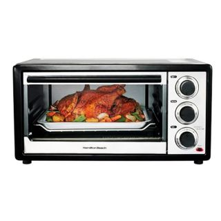 Hamilton Beach 31509C Convection Toaster Oven (Refurbished