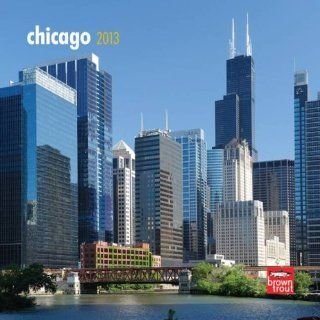 Chicago 2013 Small Wall Calendar Office Products