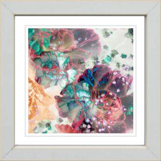 Studio Works Modern Scented Bloom Coral Framed Print Today $54.99