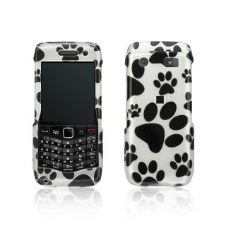 BlackBerry Pearl 9100 Dog Paw Protector Case