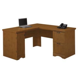Bush Grove Park Collection L Desk