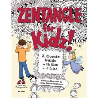 Design Originals Zentangle For Kidz