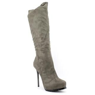 Nina Womens Irvina Regular Suede Boots