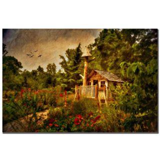 Lois Bryan The Shire Canvas Art