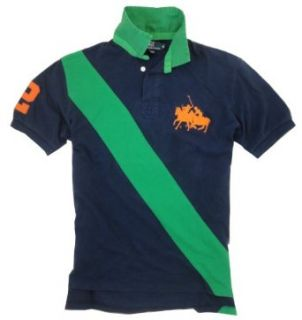 Polo Ralph Lauren Mens Classic Fit Sash Dual Match Pony