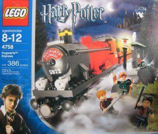 LEGO Harry Potter Hogwarts Express (4758) Toys & Games