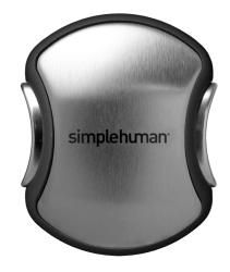 Simplehuman Stainless Steel Quick Load Paper Towel Holder