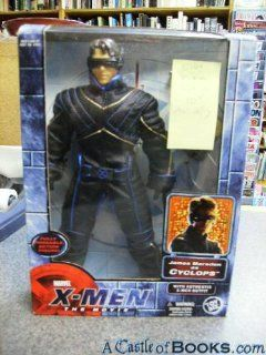Men the Movie 10 Cyclops (James Marsden) Fully Poseable Action