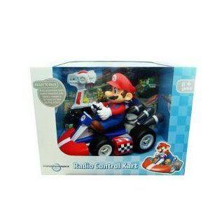 Super Mario Brothers 18 Scale Remote Control Mario Kart Toy (NIN R236