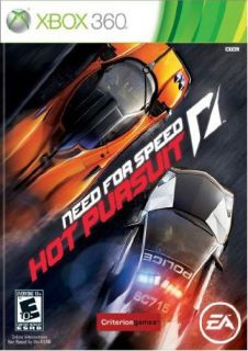 XBox 360   Need For Speed Hot Pursuit (Pre Played)