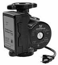 Grundfos UP26 99F Circulator Pump, 1/6HP, 115V (52722355)
