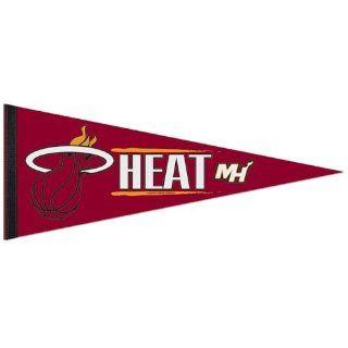 Basketball Pennants NBA Miami Heat Pennant (2 Pack