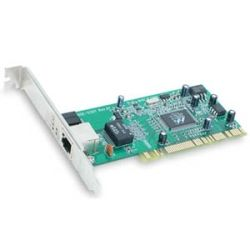 Link Network Adapter   PCI   1 x RJ 45 10/100/1000Base T   10Mbps
