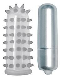 Nasstoys Jelly Sleeve and 3 speed Mini Pocket Bullet
