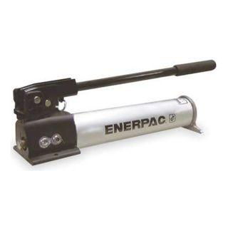 Enerpac P392ALSS Hydraulic Hand Pump, 10000 PSI, 3/8 NPT