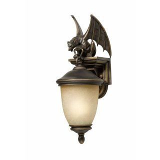 Triarch International 75250 14 Gargoyle Collection 1 Light Exterior